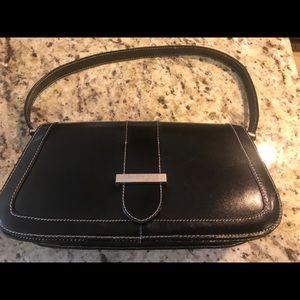 Kenneth Cole Black Handbag/Clutch